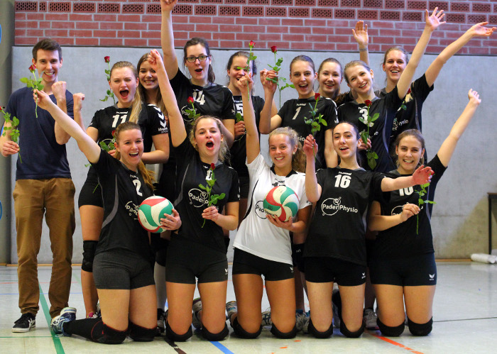 Volleyball Damen Bezirksklasse